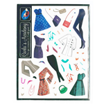 Carla's Academy Spring Summer Style 2 Stickers Carla Gozzi