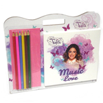 Violetta Set da colorare 140168