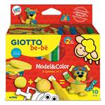 Giotto Be-bè Model & Color Cane