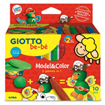Giotto Be-bè Model & Color Pappagallo
