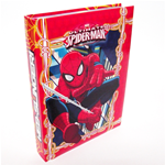 Spiderman Diario Pocket Rosso 56486