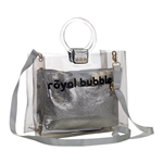 Royal Bubble Borsa Tracolla Beach Party con Trousse