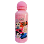 Lol Surprise Borraccia Alluminio 500 ml 203794 Rosa