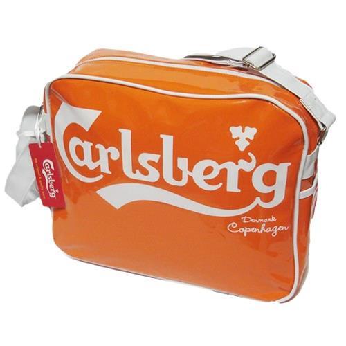 ad513c1f4f Carlsberg Borsa Tracolla Arancione 140191 Anno 2014