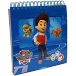 Paw Patrol Album notes Activity 154494