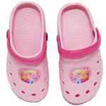 Frozen Crocs Rosa  32-33
