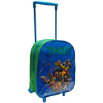 Turtles Zaino Trolley asilo