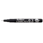 Artline Comic Pen 0,3 mm