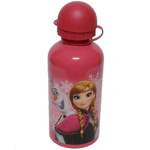 Frozen Borraccia Plastica 450 ml 44844 Fucsia